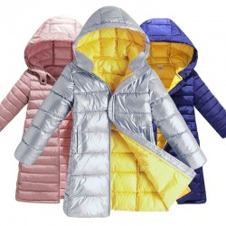 girls clothing baby coats for girls - flower jackets for kids clothes double - breasted top children outwear