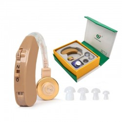 AXON F-138 hearing aid - voice sound amplifier - adjustable