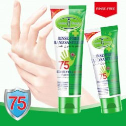 Antibacterial hand sanitiser - cleansing gel - quick-drying - 75% alcohol - 50ml - 100ml