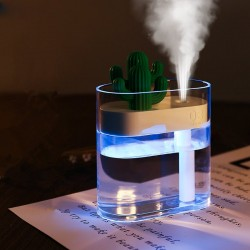 USB Air Humidifier - Cactus