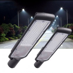 30W - 50W - AC85-265V - LED street light - lamp - IP65 waterproof