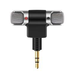 Mini Stereo Recording Microphone - Smartphone