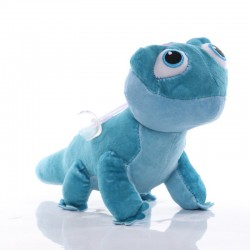 Fire lizard - plush toy 17cm