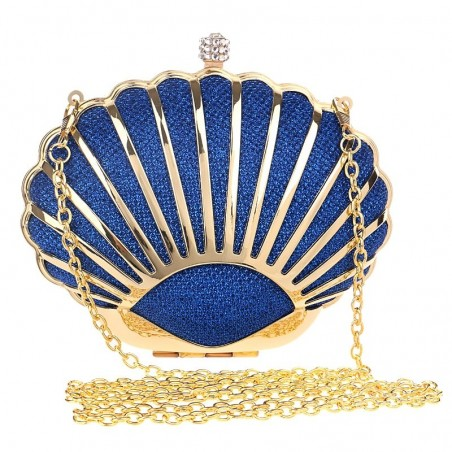 Evening bags - shell - diamond