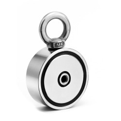 Neodymium magnet - magnetic - D60*22mm