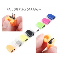 Micro USB To USB 2.0 OTG Adapter Converter