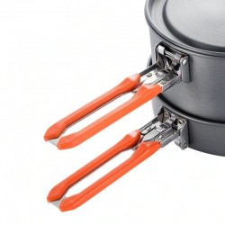 Camping - Utensils - Dishes - Cookware Set