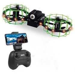 XMR/C M3 Air Knight Mini - 2MP Camera - 8 Mins Flight Time