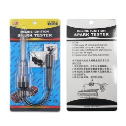 Car ignition system tester - automobile - spark plug test