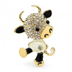 Lovely Cattle - Brooches