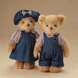 Dressed Up Couple - Teddy Bears