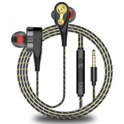Wired earphones - high bass