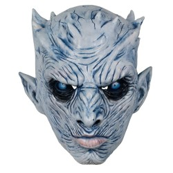 Night king - scary mask - full face - latex - Halloween / masquerade