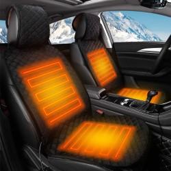 Electric car seat - heated cushion - 12V