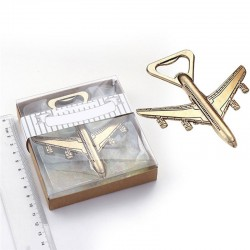 Air plane model - wine bottle opener