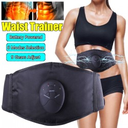 Body / muscle trainer - slimming massage belt