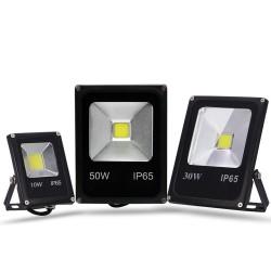10W - 30W - 50W - 220V - LED floodlight - waterproof reflector - motion sensor