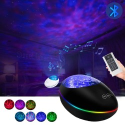 Galaxy projector - LED light - night light - Bluetooth speaker - remote control
