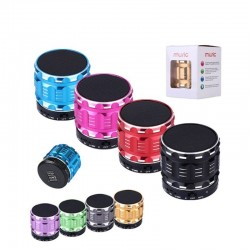 S28 - mini Bluetooth speaker - portable - wireless - metal