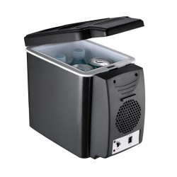 Mini car / camping refrigerator - freezer - cooler - with heating function - 12V - 6L