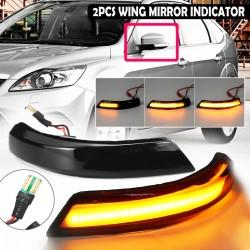 Turn signal light - LED - Ford Focus mk2 - Mondeo mk4