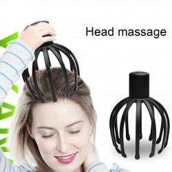 Electric scalp massager -...