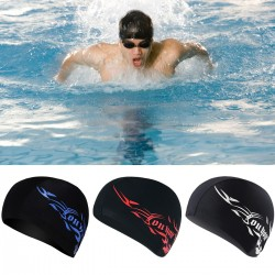 Adult swimming cap - long...