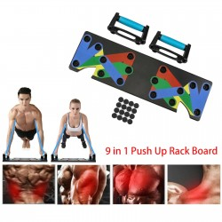 9 in 1 - push ups rack -...