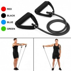 Resistance bands - rubber pull ropes - 120cm - fitness / workouts / strength conditioning