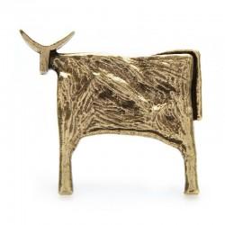 Vintage brooch - animal shape
