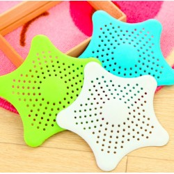 Silicone Kitchen Star Shape Sink Filter