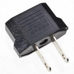 EU to US plug adapter - traveling plug - converter - inverter