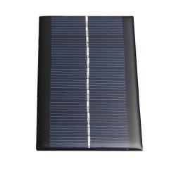 Mini Solar Panel 1W 6V - battery