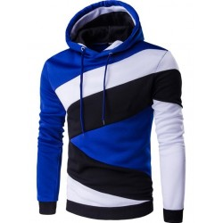 Slim Fit Casual Men's Sweatshirt Hoodie
