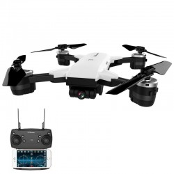 JDRC JD-20 JD20 WIFI FPV Quadcopter - 2 MP Wide Angle Camera - Hold Mode - RC drone - RTF