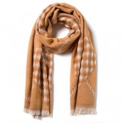 Cotton Warm Winter Scarf