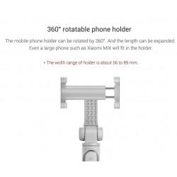 Original Xiaomi Handheld Mini Foldable Tripod 2 in 1 Monopod Selfie Stick Bluetooth Wireless