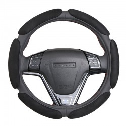 Car non-slip sport steering wheel cover