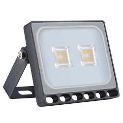 10W 20W 30W 50W 100W IP65 220V LED ultra thin LED flood light outdoor spotlight reflector