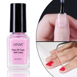 Protective nail latex peel off gel 6ml