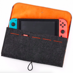 Nintendo Switch wool protective case