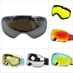 Ski - Snowboard Goggles - Double-layer - Anti-glare - Anti-fog