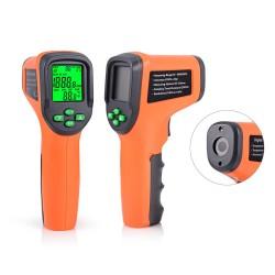 FOSHIO 10-99999 RPM - digital laser tachometer - non-contact photoelectric car speedometer