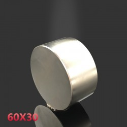 N52 strong neodymium magnet disc 60 * 30mm