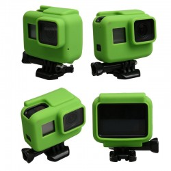 Silicone protective frame for GoPro Hero 5 6 7 camera