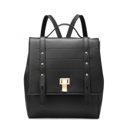 Fashion leather backpack