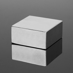 N50 Neodymium strong magnet block 45 * 45 * 20mm 30KG